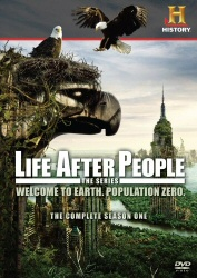 Life After People: The Complete Season One DVD cover art