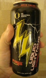 Liquid Lightning Energy Drink