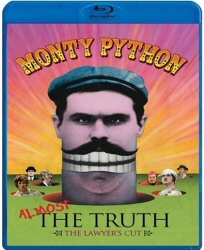 Monty Python: Almost the Truth: The Lawyer's Cut Blu-Ray cover art