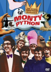 Monty Python: The Other British Invasion DVD cover art