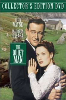 The Quiet Man Collector's Edition DVD cover art