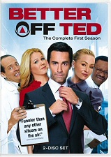 Better Off Ted: The Complete First Season