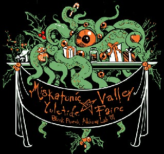 BPAL's Miskatonic Valley Yuletide Faire
