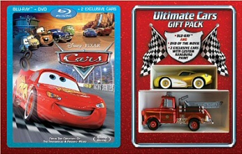 Cars Ultimate Gift Pack