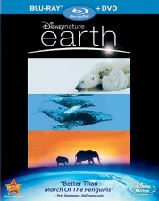 Disneynature Earth Blu-Ray
