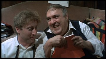 Gene Wilder and Zero Mostel from The Producers