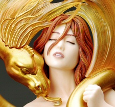Golden Lover from Yamato Toys