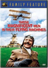 Those Magnificent Men in Their Flying Machines DVD