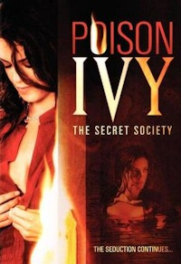 Poison Ivy: The Secret Society DVD cover