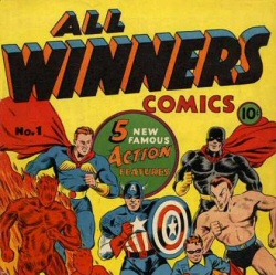 All-Winners Comics