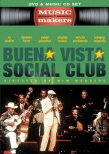 Buena Vista Social Club: Music Makers CD/DVD