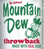 Mountain Dew Throwback Round 2 design