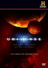 The Universe: The Complete Fourth Season DVD