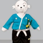 Usagi Yojimbo plush