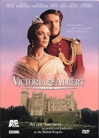 Victoria and Albert DVD cover