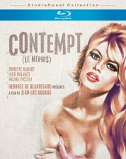 Contempt Blu-Ray