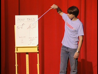 The large pad from Demetri Martin: Person