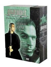 Highlander Season 1 DVD cover