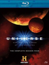 The Universe Season 4 Blu-Ray
