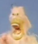 Mahatma, the terrifying bird with teeth