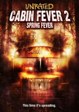 Cabin Fever 2 DVD
