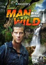 Man vs. Wild Season 4 DVD