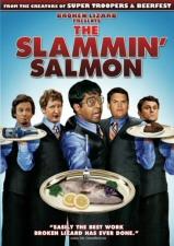 Slammin Salmon DVD