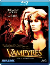 Vampyres Blu-Ray