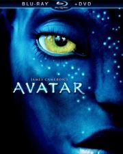 Avatar Blu-ray Cover Art