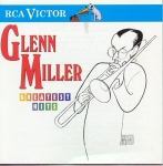 Glenn Miller Greatest Hits Album Cover Art