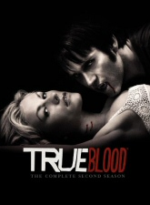 True Blood: The Complete Second Season DVD Cover Art