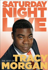 The Best of Tracy Morgan SNL Collection DVD Cover Art