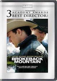 Brokeback Mountain DVD cover