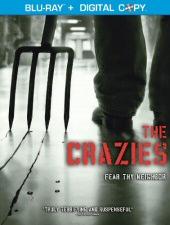 The Crazies Blu-ray Cover Art