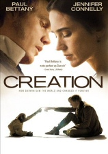 Creation DVD Cover Art