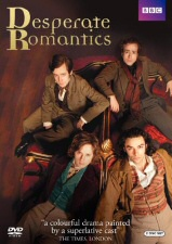 Desperate Romantics DVD Cover Art