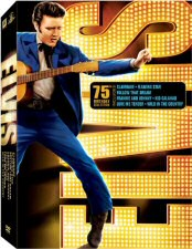 Elvis 75th Birthday Celebration DVD Cover Art