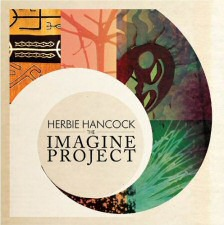 The Imagine Project by Herbie Hancock CD Cover Art