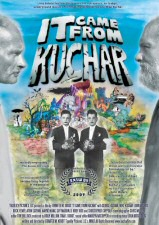 It Came From Kuchar DVD Cover Art