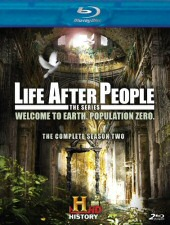 Life After People Season 2 Blu-ray Cover Art