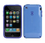 Speck iPhone case in blue