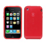 Speck iPhone case in red
