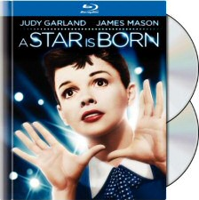 A Star is Born Blu-ray Cover Art