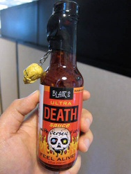 13 Blair's Ultra Death Sauce with Jersey Fury