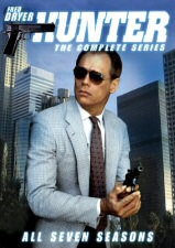 Hunter The Complete Series DVD Cover Art