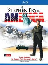 Stephen Fry in America DVD Cover Art
