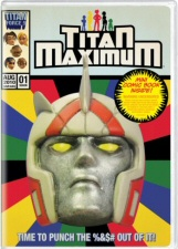 Titan Maximum: Season 1 DVD