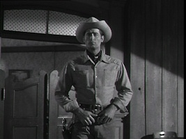 Clint Walker is Cheyenne