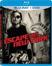 Escape From New York Blu-ray Cover Art