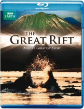 The Great Rift Blu-ray Cover Art